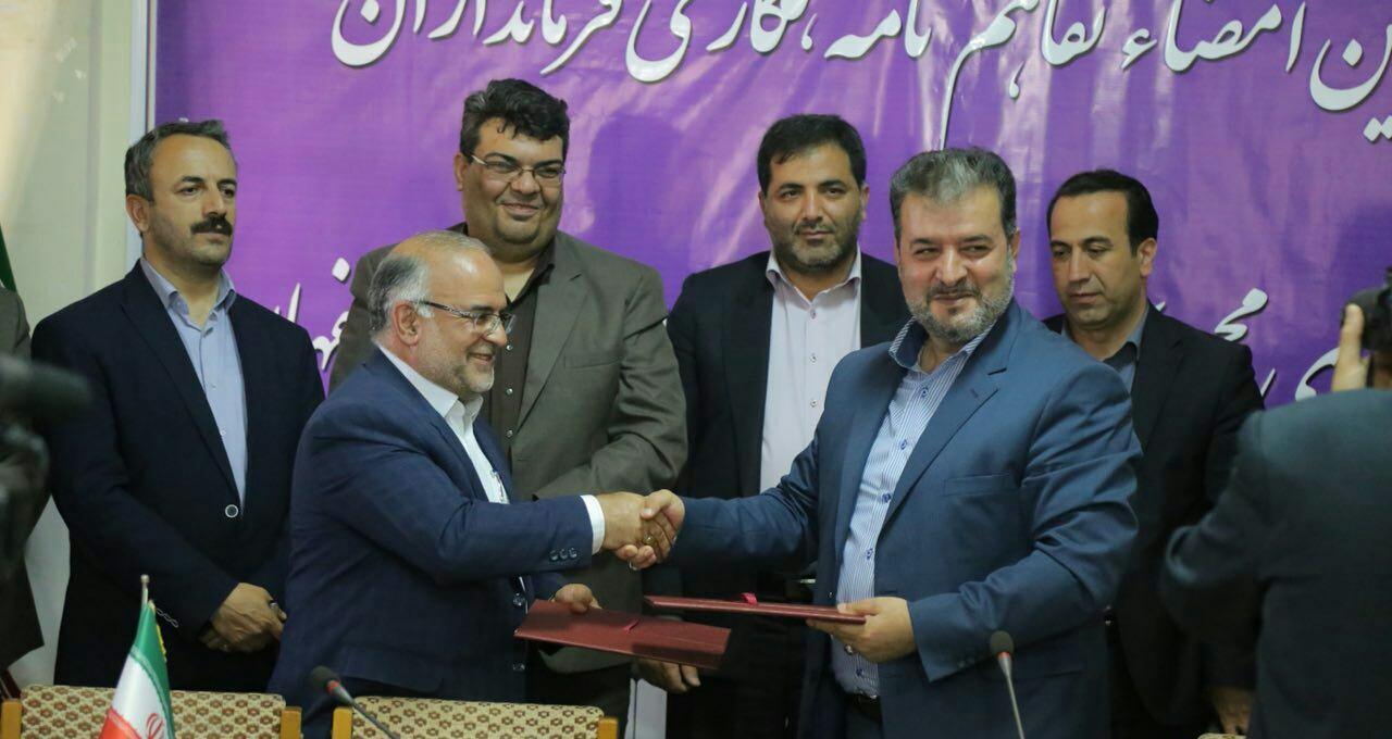 محمودآباد مازندران و فلاورجان اصفهان پل گردشگری می زنند