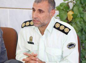عامل آتش زدن خودروی دولتی در فلاورجان دستگیر شد