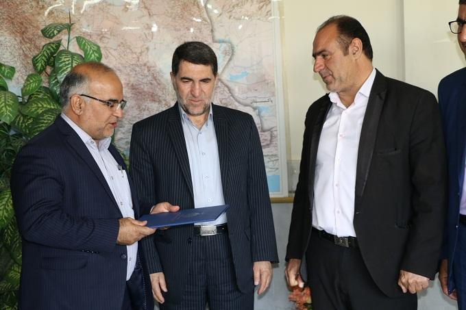 اسفندیار ریاحی  بعنوان مدیر جدید آبفار شهرستان فلاورجان معرفی شد