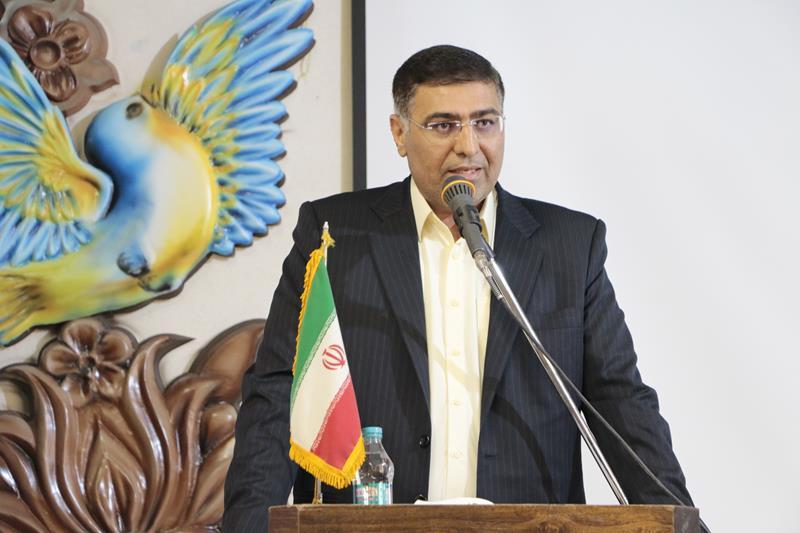 نگاهی به سوابق علی ساعدی سرپرست فرمانداری فلاورجان
