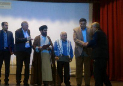 مراسم تکریم و معارفه مدیران سابق و جدید بنیاد شهید شهرستان فلاورجان برگزار شد