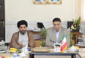 دیدار های مردم و مسئولین / اولین روزکاری بعدازانتصاب علی ساعدی سرپرست فرمانداری فلاورجان