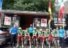 کسب مقام سوم دوچرخه سوار قهدریجانی در مسابقات ارتش های جهان