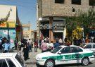 سرقت ناکام و مسلحانه از طلا فروشی درشهر ابریشم