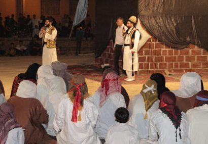 برگزاری جشن بزرگ غدیر در شهرستان فلاورجان+تصاویر