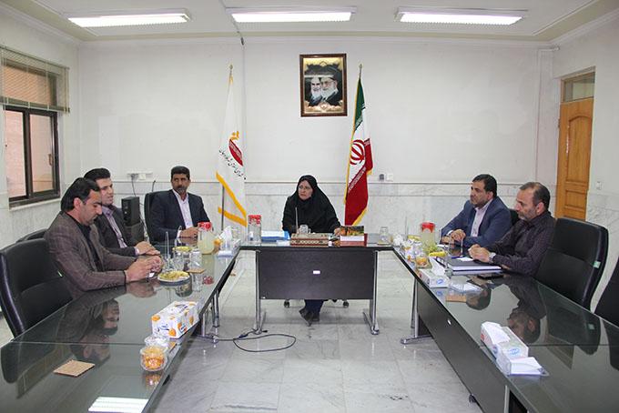 بررسی مشکلات وراهکارهای حمایتی ورزش فلاورجان درشورای اسلامی شهرفلاورجان