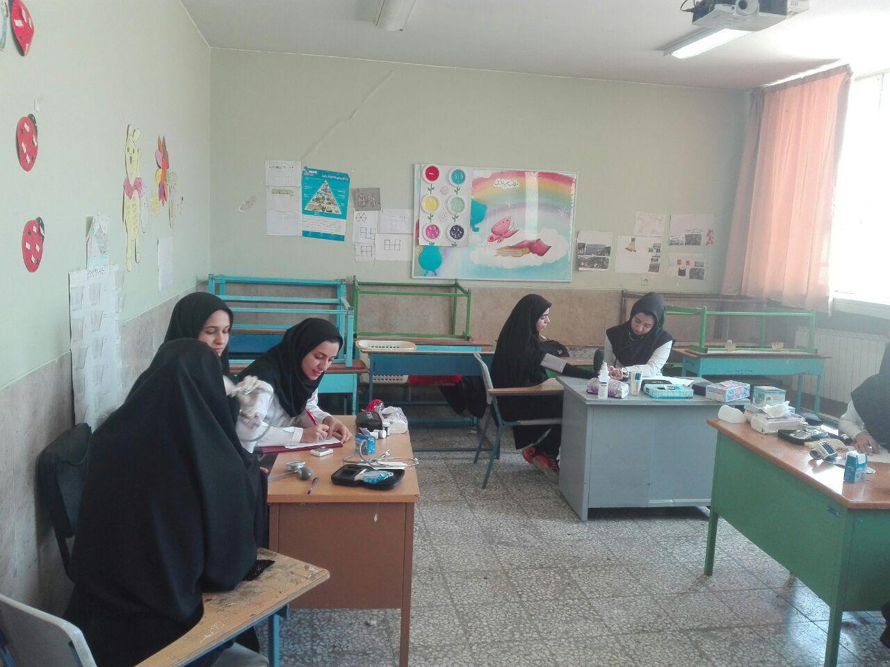 فعالیت گروه جهادی آلام خاکی بسیج دانشجویی دانشگاه آزاد شهرستان فلاورجان +تصاویر