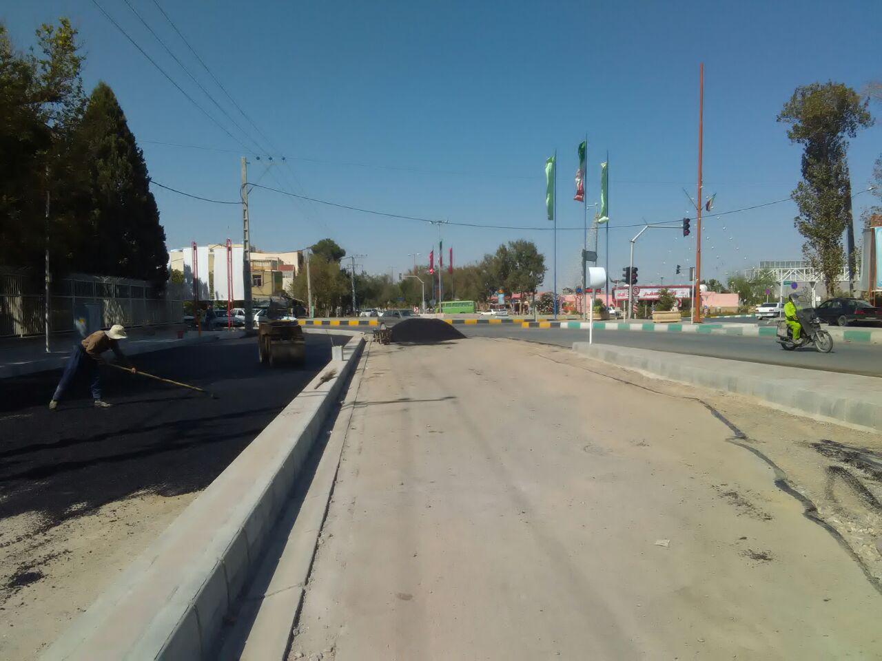 شهردار فلاورجان از اجرای کامل طرح اصلاح هندسی ورودی محله انصار شهر فلاورجان خبر داد.