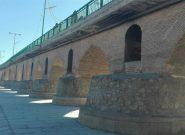 پیاده راه سازی پل تاریخی فلاورجان/ممنوعیت تردد خودرو پس از تعیین مسیر جایگزین