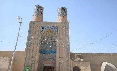 مسجد جامع اشترجان با قدمت ۷۰۰ ساله در شهرستان فلاورجان