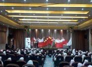 مراسم جشن تکلیف دانش آموزان دختر در پیربکران  برگزار شد