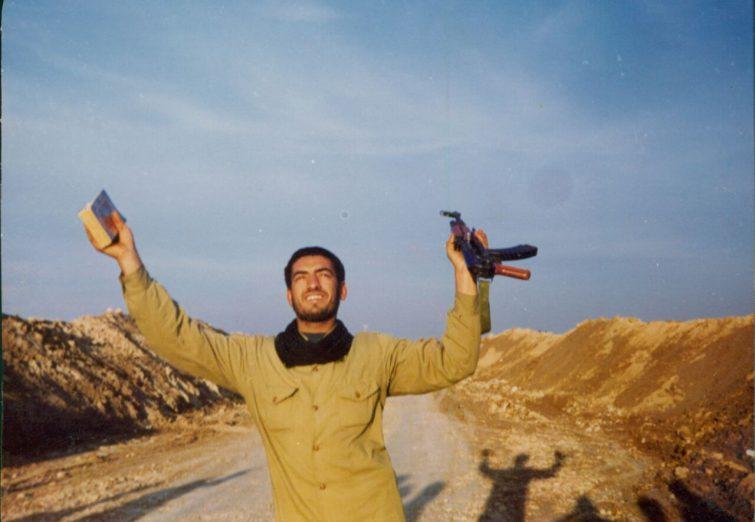 تصاویر:شهید اکبر ترابی سردار خط شکن عملیات والفجر ۱۰
