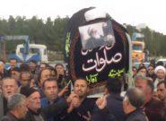 مراسم تشییع پیکر حجت الاسلام و المسلمین محمدی مینادشتی+تصاویر