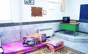اسکان ۶۰۰مسافرنوروزی در مدارس پیربکران/آمادگی مدارس برای اسکان اضطراری