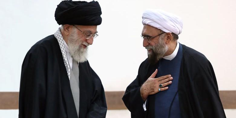 حجهالاسلام مروی به تولیت آستان قدس رضوی منصوب شد
