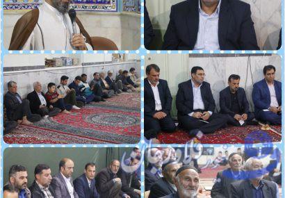 دیدار مردمی نماینده مجلس وفرماندارشهرستان فلاورجان در روستای دشتچی+گزارش تصویری
