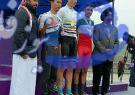 مدال برنز جمشیدیان در دوچرخه سواری آسیا