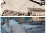 نهضت پیاده رو سازی در شهرکلیشادوسودرجان محله افجد
