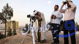 هلال ماه مبارک رمضان رؤیت نشد دوشنبه روز آخر ماه شعبان است