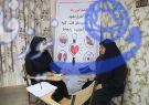 برپایی ایستگاه سنجش فشار خون در شهرداری فلاورجان