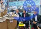 معاون عمرانی وزیر کشور از غرفه سهرفیروزان بازدید کرد