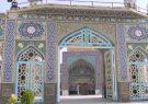 افتتاح پروژهای عمرانی امامزاده سید محمد (ع )قهدریجان :تصاویر