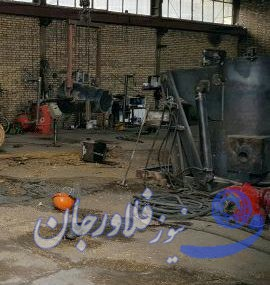 انفجار دیگ ذوب فلزات درشهرک صنعتی اشترجان ۶مجروح بر جا گذاشت