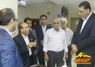 بازدید سرزده فرماندار فلاورجان ازسازمان تامین اجتماعی