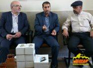 تجلیل رئیس بنیاد شهید فلاورجان از اصحاب رسانه