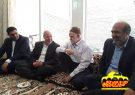 دیدار استاندار اصفهان با خانواده شهیدان احمد و اسماعیل آقاجانی