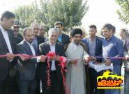 افتتاح پروژه های هفته دولت در شهرستان فلاورجان