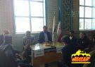 میز خدمت دستگاههای اجرایی در مصلی فلاورجان  برپا شد + تصاویر