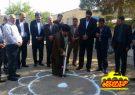 مجموعه ورزشی نشاط در روستای جوجیل کلنگ زنی شد