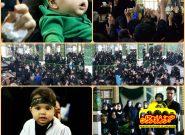 مصلای امامزاده سید محمد قهدریجان میزبان لالایی مادران عاشورایی شد