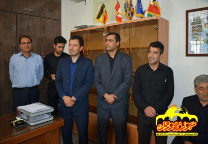 بازدید از تعاونی های فعال سطح شهر فلاورجان