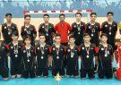 فلاورجان، نایب قهرمان مسابقات هندبال کشور