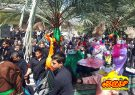 آیین نخل گردانی عصر عاشورا؛ سنتی با قدمت چندین ساله در روستای دارگان+فیلم وتصاویر