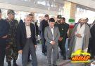 مراسم غبارروبی گلزار شهدای محلات شهر  ایمانشهر  در هفته دفاع مقدس