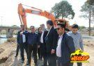 تصاویر: بازدید از پروژه های عمرانی شهرداری فلاورجان