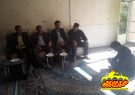 دیدار مسئولان آموزش و پرورش و بنیاد شهیدفلاورجان با خانواده سردار شهیدتوکلی