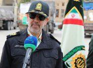 فرمانده انتظامی استان اصفهان: آرامش کامل در استان اصفهان برقرار است