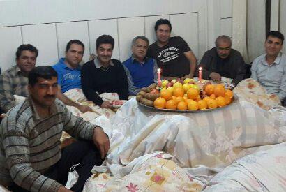 طرح یلدای مهربانی از سنن قدیمی مردم درشهرستان فلاورجان اجراشد