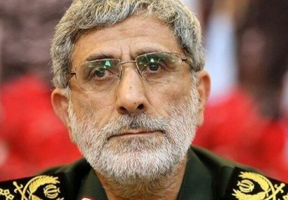 سردار سرتیپ قاآنی به فرماندهی نیروی قدس سپاه منصوب شد+سوابق