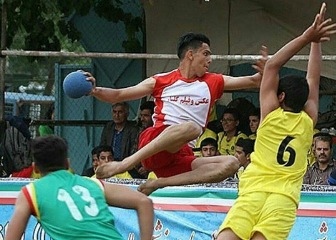 دعوت یک فلاوجانی به اردوی تیم ملی هندبال جوانان کشور