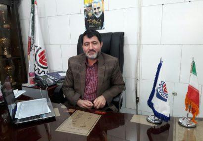 حمید قاسمی رئیس اتاق اصناف شهرستان فلاورجان شد