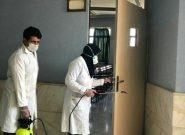 اقدامات دانشگاه آزاد اسلامی فلاورجان برای پیشگیری از شیوع ویروس کرونا
