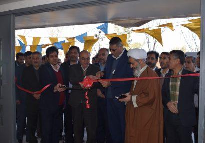 افتتاح ساختمان جدید دفتر نمایندگی نظام مهندسی ساختمان شهرستان فلاورجان