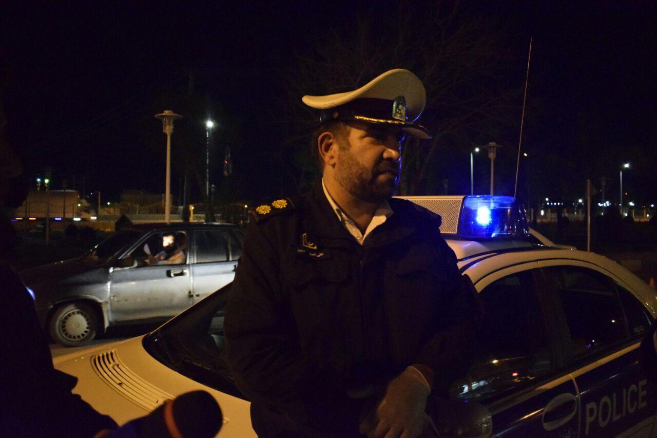 ممنوعیت تردد خودروها در سیزدهم فروردین ۹۹در شهرستان فلاورجان