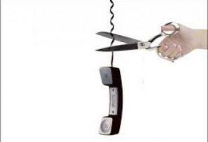 افزایش سرقت کابلهای تلفن در فلاورجان/ قطع تلفن ۴۵۰ مشترک خیرآباد به مدت ۲هفته