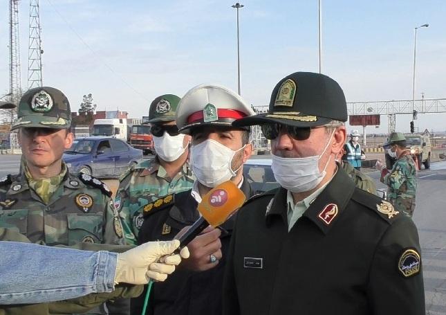 اجرای طرح فاصله گذاری اجتماعی با قوت تمام در اصفهان